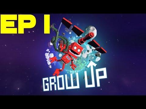 GROW UP EP 1: MOM!!!  -FR 720p