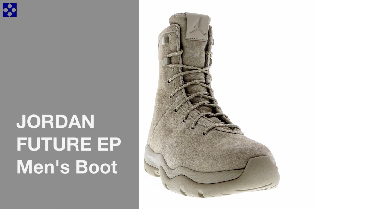 2e2c02ad10a JORDAN FUTURE EP Men s Boot - YouTube