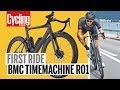 BMC Timemachine R01 | First Ride | Cycling Weekly
