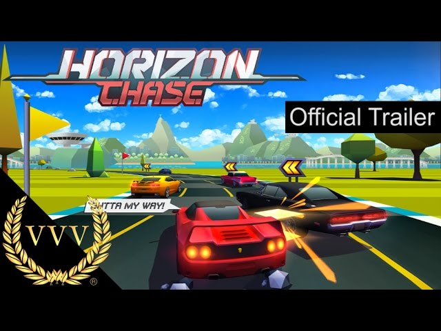 Horizon Chase Official Trailer