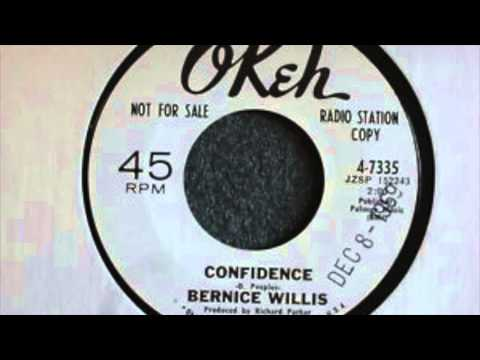 confidence Bernice Willis