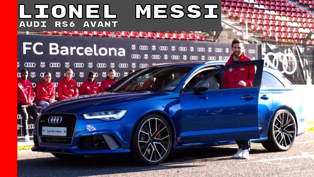 Image result for audi messi