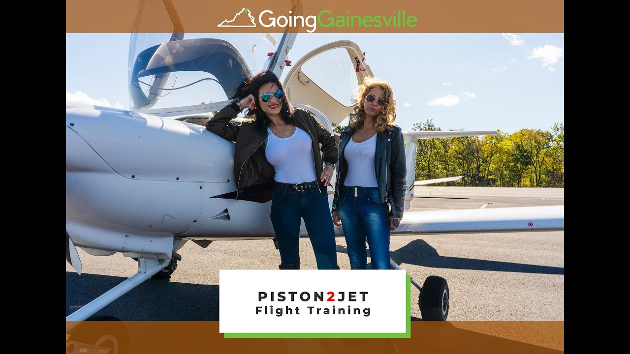 """Going Gainesville"" Goes Flying with Piston2Jet!"