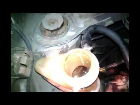 Daewoo Matiz - Промывка системы Охлаждающей Жидкости