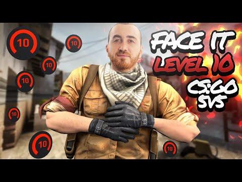 Faceit Level 10 - Cs:Go Faceit 5v5
