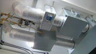 Вентиляция с грунтовым теплообменником // FORUMHOUSE(Больше информации по теме на http://www.forumhouse.tv В энергоэффективном доме больше всего энергии уходит не на отоп..., 2015-10-02T06:26:32.000Z)