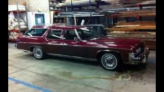 Buick Estate Wagon 1974