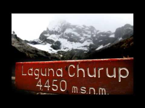 Best tourist attractions in Peru - Huaraz - Lake Churup