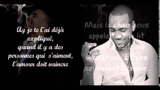 Aventura Ft. Don Omar - Ella y yo (Traduction)