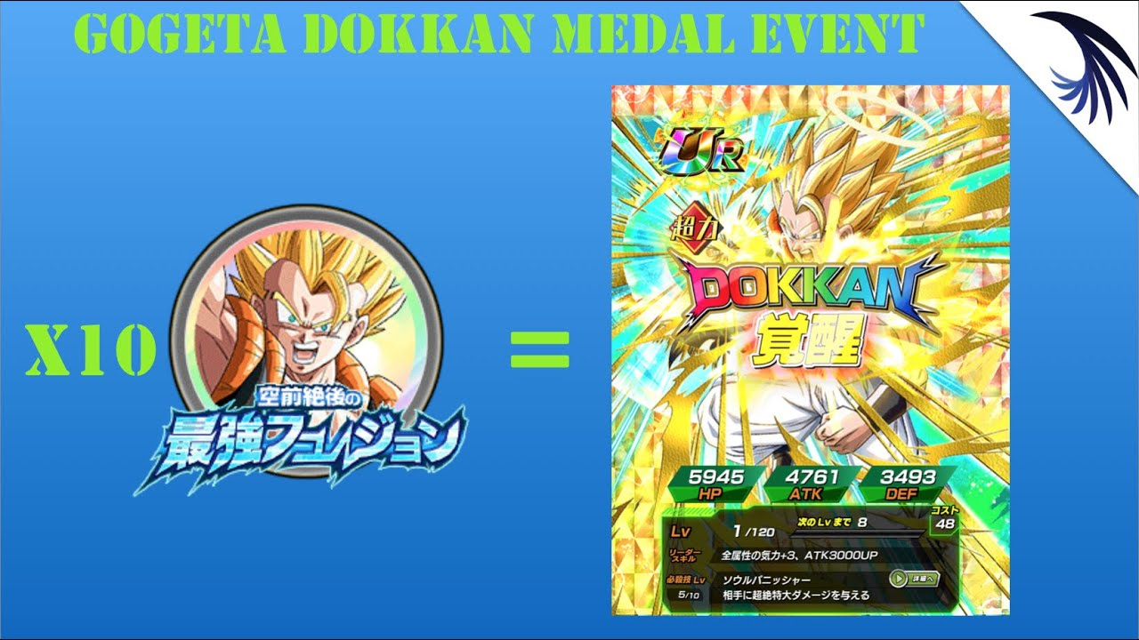 The Inimitable Fusion - Gogeta Event Guide - WML Cloud
