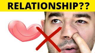Signs You May Not Be Ready For A Relationship!