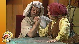 Kijk Piet Piraat Armworstelen filmpje
