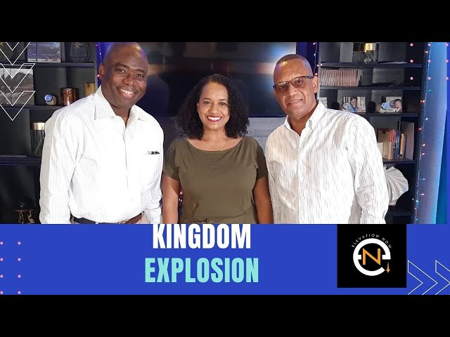 KINGDOM EXPLOSION EPISODE 2 | Dr. Kendal Major