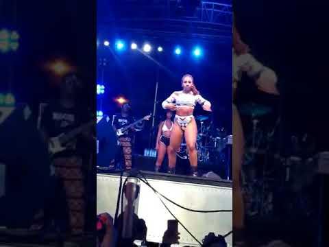 Machel Montano Doh play Dat live in Guyana