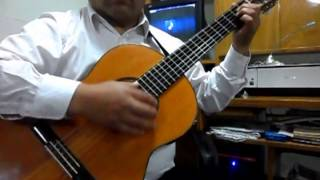 SOLO DE GUITARRA ANDINA - GOLONDRINA HERMOSA - HUAYNO CERREÑO