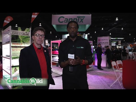Montel Inc - Intelligent Use Of Space At O'CANNABIZ Conference & Expo 2019