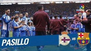 Deportivo La Coruna 2 - 4 FC Barcelona