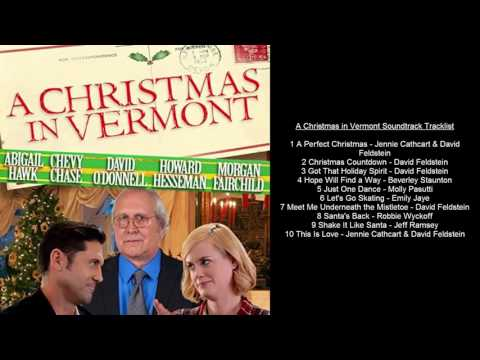 A Christmas in Vermont Soundtrack Tracklist