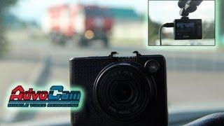 Обзор AdvoCam FD2 Mini GPS
