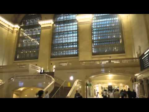 Grand Central Terminal, NYC - Beaux Arts Architecture!!!!