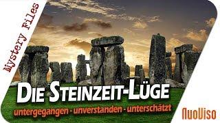 Die Steinzeit-Lüge - Mystery Files #11