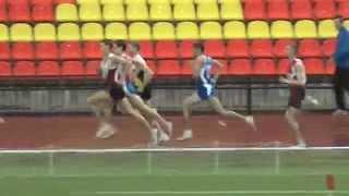 Легкая атлетика Чемпионат России 2007 забеги на 800м
