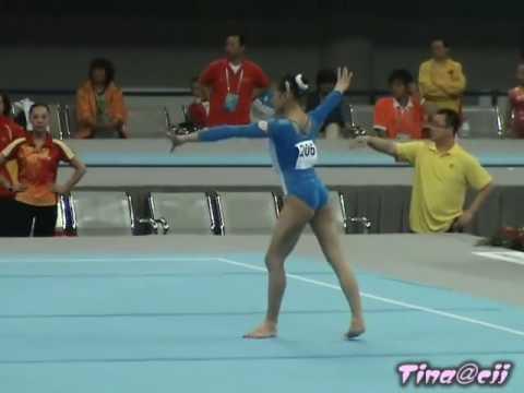 Guan Wenli FX @ 2009 Nationals TF