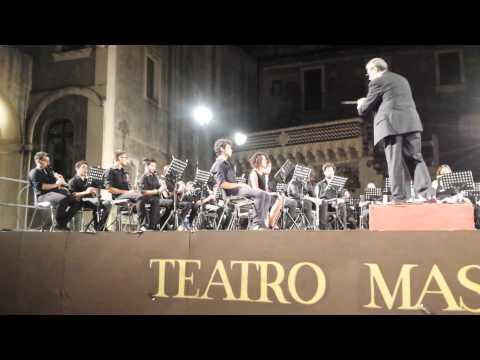 La storia Orchestra di Fiati Bellini (CATANIA)