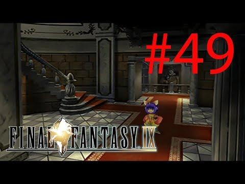Guia Final Fantasy IX (PS4) - 49 - La carta de amor de Eiko