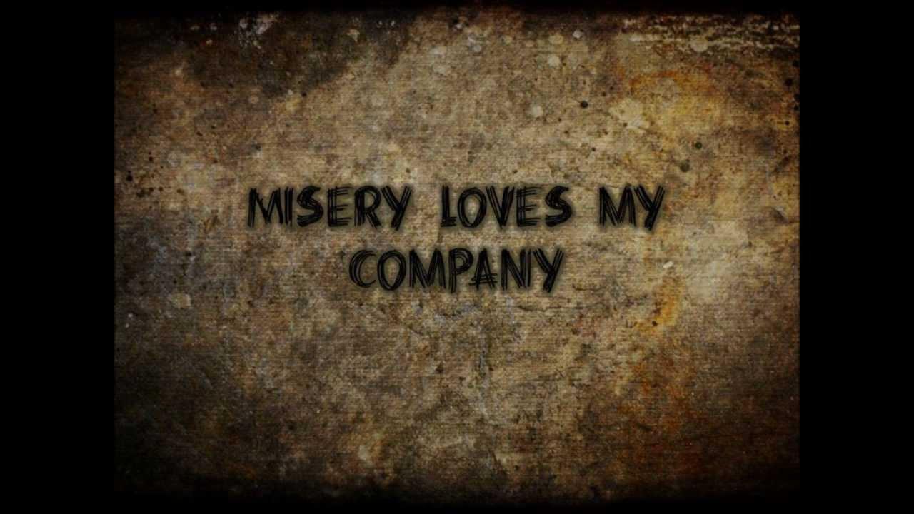 Перевод misery in me