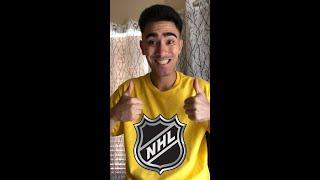 Phineas Elmo Spongebob Caillou NHL Playoff Picks #shorts