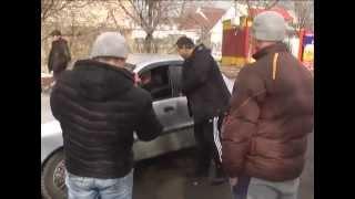 ДК Луганск на телеканале ИРТА сюжет № 2(Дорожный Контроль в Ровеньках. В Ровеньках водителям рассказали, как нужно общаться с госавтоинспекторами...., 2013-02-20T21:52:55.000Z)