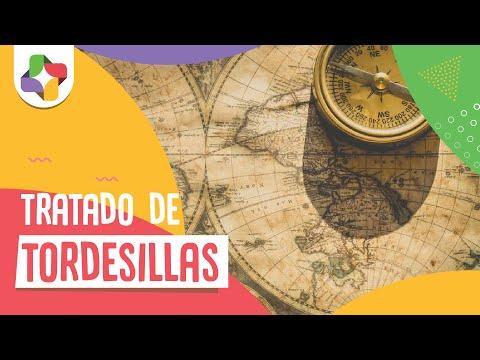 Tratado de Tordesillas - Historia - Educatina