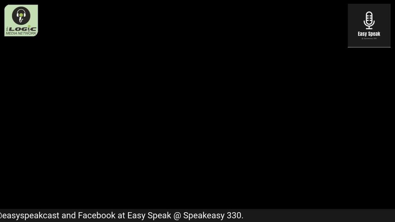 Easy Speak @ Speakeasy 330