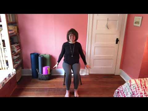 Chair Yoga with Melanie Beech