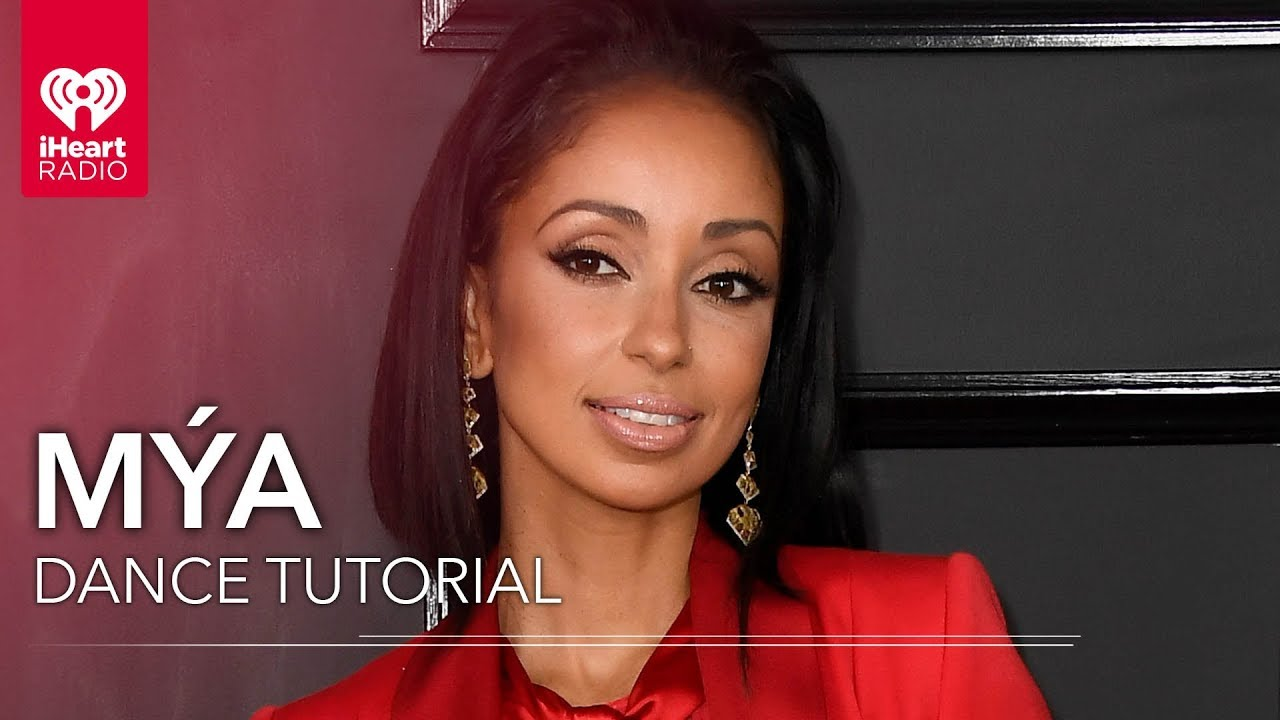 Mýa Teaches Fans How To Dance! | iHeartRadio Exclusives - Blog Learn