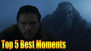 Game Of Thrones Season 7 Episode 1 Top 5 Best Moments & Review