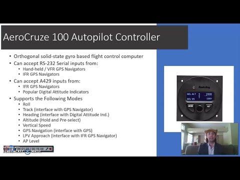 BendixKing Overview:AeroCruze 100