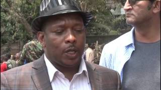EASTER DRAMA AS SONKO RESCUES YET ANOTHER WIDOW FROM BEING EVICTED FROM HER 70-YEAR-OLD HOME!