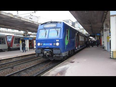 [Paris] Z8800 VERI - Versailles Chantiers (Ligne U Transilien)
