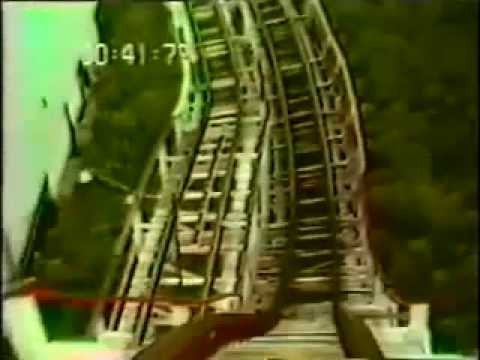 MOUNTAIN PARK FLYER roller coaster - Holyoke, MA