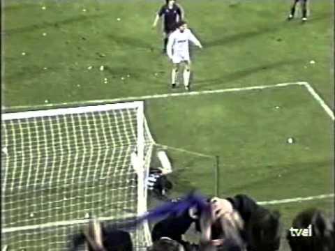 Barcelona v Real Madrid - 1990 Copa Del Rey Final