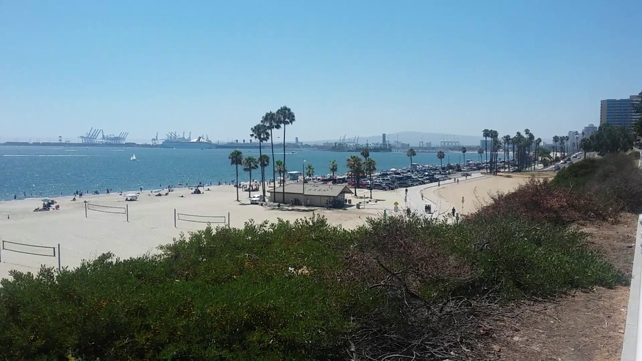 Playa De Long Beach California