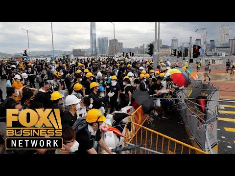 Could the Hong Kong protests impact US-China trade talks?