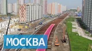 видео Карта метро Москвы 2018