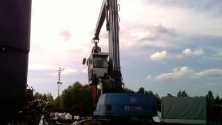 Машина для переработки металла(, 2014-08-06T04:28:40.000Z)