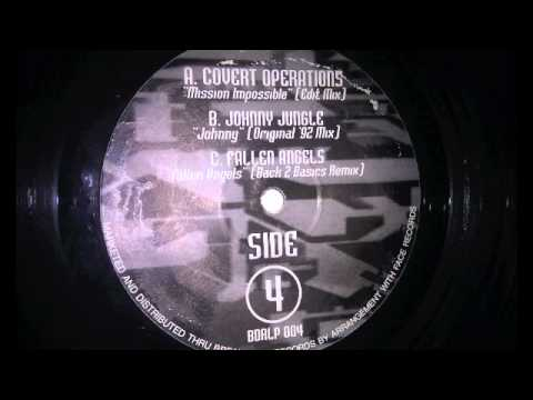 Covert Operations - Mission Impossible (Edit Mix)