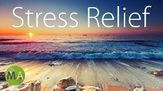 Stress Relief Music Tranquil Ambience - Isochronic Tones