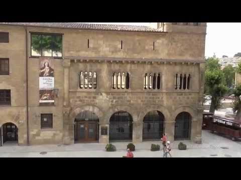 Palacio De Los Reyes De Navarra Estella Youtube