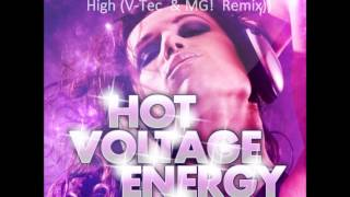 Atomic Kitten - The Tide Is High (V-Tec  & MG!  Remix)